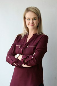 Marelize Greeff : Snr. Account Executive: Key Accounts