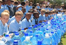 Operation Hydrate, water, St Andrew's School, Grey College