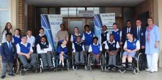 Martie du Plessis-skool, Nedbank- Nasionale Kampioenskap, Boccia, 2016-Rio Paralimpiese Spele