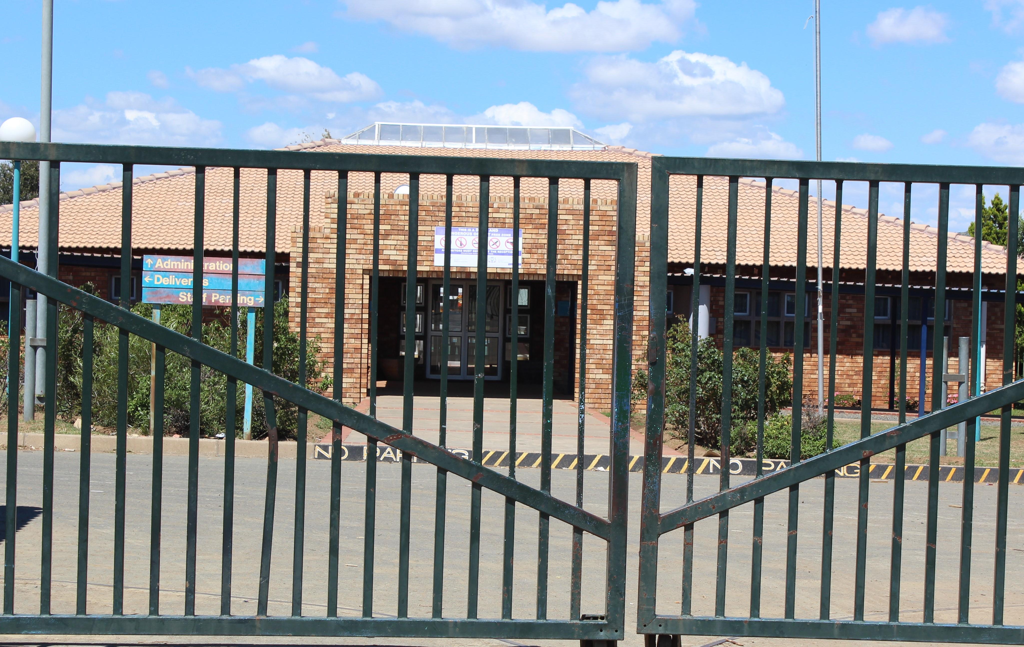 Bartimea teachers banned from entering school yard