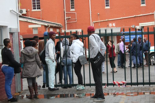 Classes at Motheo TVET College not to resume till further