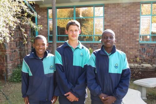 Elzano Prins, Herman Boshoff en Toto Mlambo is gekies vir die Vrystaat o.13B-span.