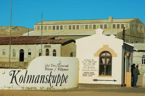 Kolmanskop FOTO: MARICELLE BOTHA
