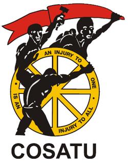 Cosatu logo/sahistory.org