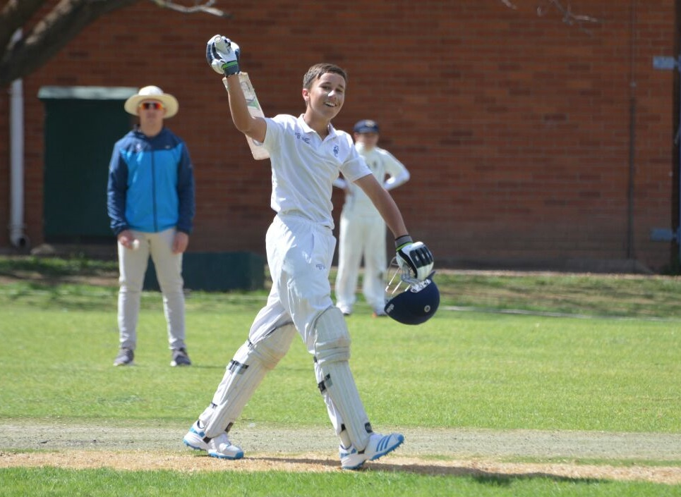 Saints 1st XI and Colts' cricket teams rack up records - Bloemfontein  Courant