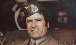 Muammar Gaddafi/sahistory.org