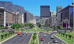 Adderly Street in Cape Town/sahistory.org