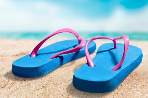 We all love our flip-flops/healthylivingmadesimple.com