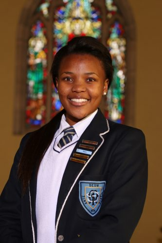 Hockey Refilwe Ralikontsane has been selected for the South African U18 B hockey team.
