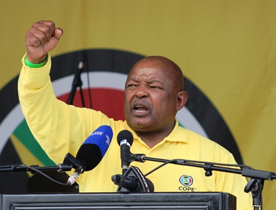 Former Free State Premier and now Cope President Terror Lekota/REFILWE GAESWE