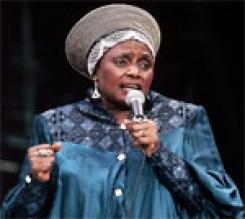 South African singer Miriam Makeba dies at the age of 76 in 2008/sahistory.org