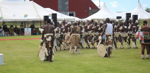 Different cultural dance groups from across the country thoroughly entertained the crowds.