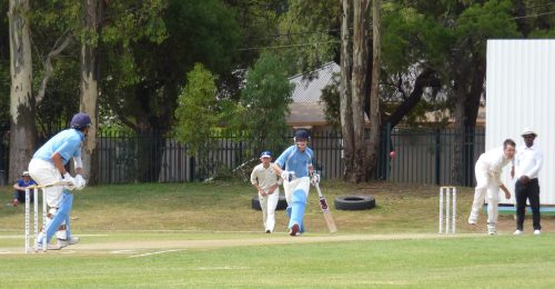 The Saint Andrew's 1st XI were in superlative form against Grey High School when the teams met in a T20 clash in Bloemfontein on the weekend, cruising to an emphatic seven-wicket win. The visitors from Port Elizabeth opted to bat first but they were soon in trouble as SA Colts' fast-bowling all-rounder, Gerald Coetzee, laid waste to their top order batting. Coetzee snapped up 5 for 7 in his 4 overs as Grey stumbled out of the gates to 13 for 5 and, eventually, 72 all out. The low victory target proved little obstacle for Saints, who needed only 11.1 overs to seal the win. Opening batsman, Garnett Tarr, struck six fours in his 29 not out to secure an impressive win over a school with a strong cricketing tradition.