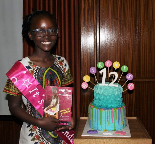 Reikanste Manaka released the updated version of her book, High Ten for Reikantse, while also celebrating her 12th birthday.