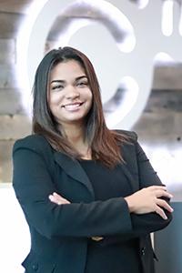 Tarryn Swartz : Account Executive, Mahareng