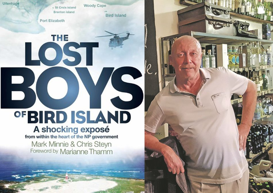 Mark Minnie's suicide note tells Lost Boys of Bird Island ...