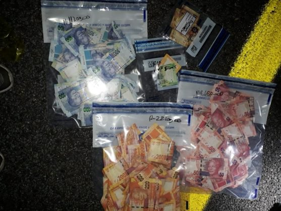 CIT heist suspects nabbed with cash in doors - Bloemfontein Courant